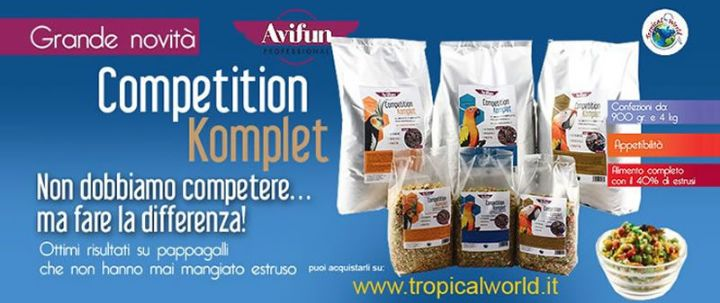 Competition komplet